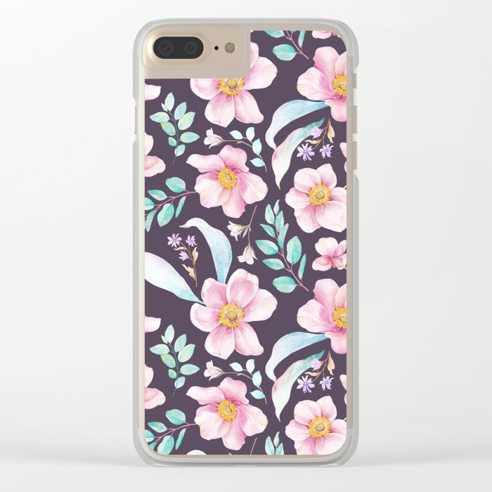 Spring is in the air #55 Clear iPhone Case