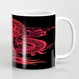 Epic Dragon Red Coffee Mug