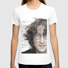 Imagine (John) T-shirt