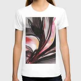 Organic Embrace 3 by Kathy Morton Stanion T-shirt