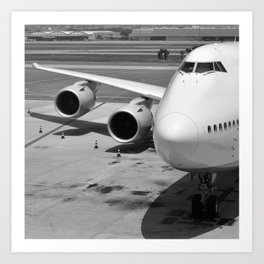 Aviation - II Art Print