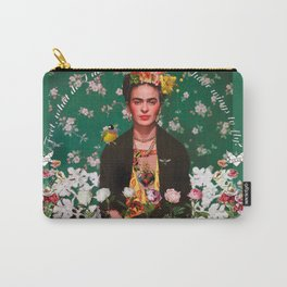 Wings to Fly Frida Kahlo Carry-All Pouch