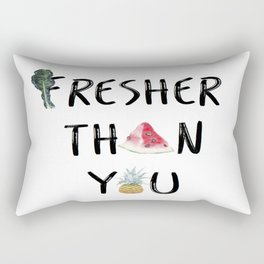 Fresh Rectangular Pillow
