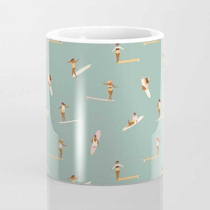 Surf sistas Coffee Mug