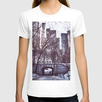 central park T-shirts featuring Central Park by MereMades