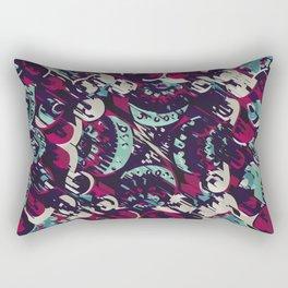 3D X Nightmares Rectangular Pillow