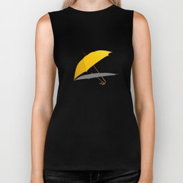 HIMYM - The Yellow Umbrella Biker Tank