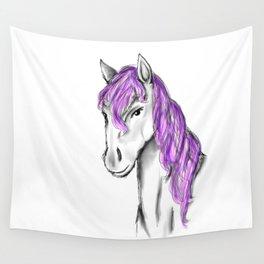 Princess Horse Wall Tapestry