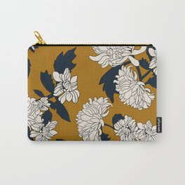 Orange paeony Carry-All Pouch