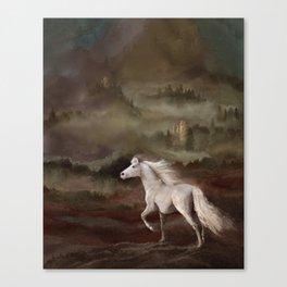 Storybook Stallion Canvas Print