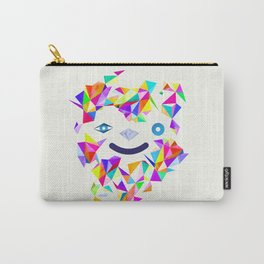 Chromatic character  Carry-All Pouch