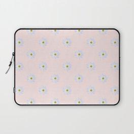 Daisies in Love - Daisy Summer Pattern Laptop Sleeve