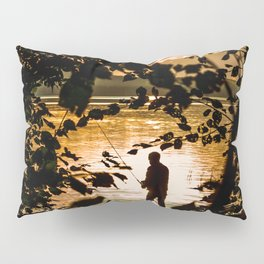 Fishing Pillow Sham