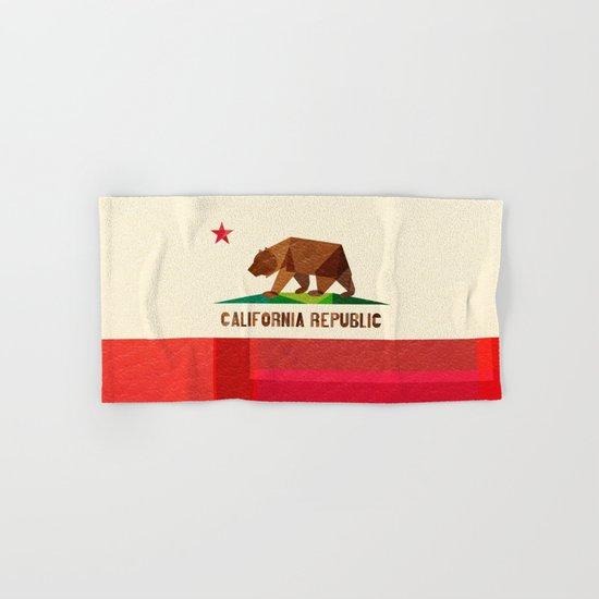 California Hand & Bath Towel