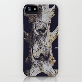 Tenacious. iPhone Case
