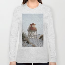 Summer at the beach - Landscape and Nature Photography Long Sleeve T-shirt