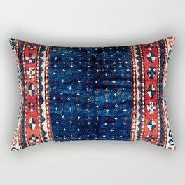 Kazak Southwest Caucasus Rug Rectangular Pillow