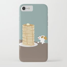 Hungry Dog  iPhone Case