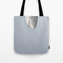 Unexpected Shark Tote Bag
