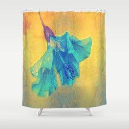 Hibiskus Magic Flower Art Shower Curtain