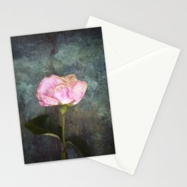 Wilted Rose III Stationery Cards