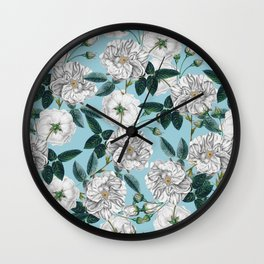 TROPICAL PATTERN-10 Wall Clock