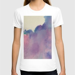 purple sky T-shirt