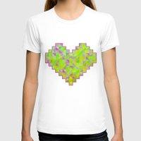 valentines T-shirts featuring Neon Valentines by Fimbis