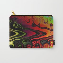 Color Flow Carry-All Pouch