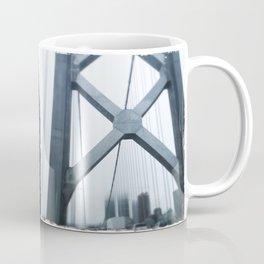 City in the Clouds- San Francisco  Coffee Mug