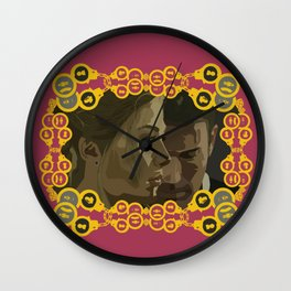 What have we done to each other? Wall Clock