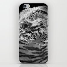 Tiger Cub 2 iPhone & iPod Skin