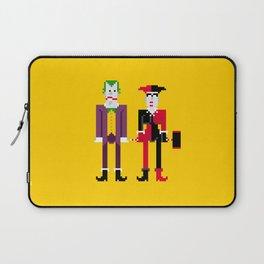 Joker and Harley Quinn Laptop Sleeve