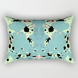 State of Mind Rectangular Pillow