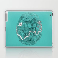 Victorian London Laptop & iPad Skin