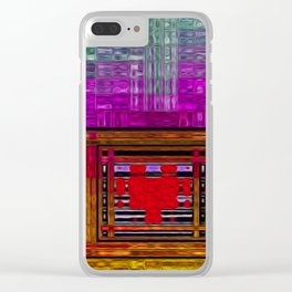 FRIENDSHIPS Clear iPhone Case