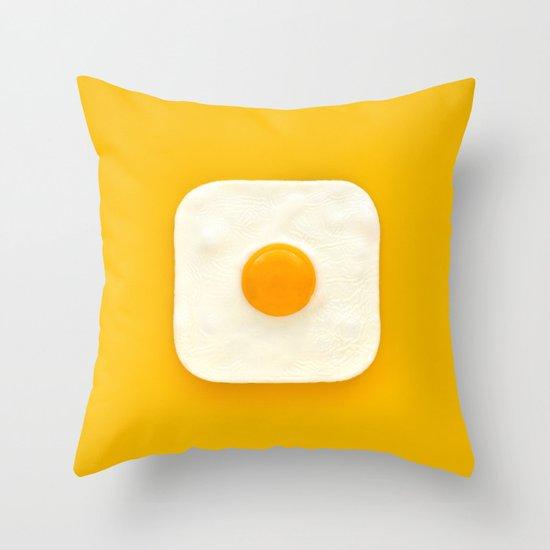 Good Morning, Sunshine Throw Pillow