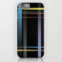 Hitech Lines iPhone Case