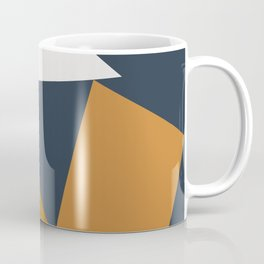 Abstract Geometric 25 Coffee Mug