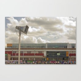Achtung Baby Canvas Print