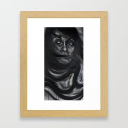 Amberly Framed Art Print