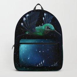 Space Hummingbird Backpack