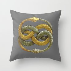 Auryn from The Never Ending Story Throw Pillow