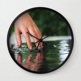 Gentle Wall Clock