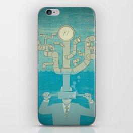 Eye Sea iPhone Skin