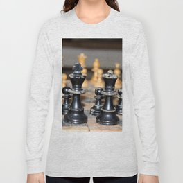 Chess Long Sleeve T-shirt
