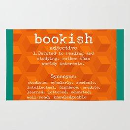 Bookish Rug