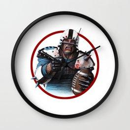 ABBF Posterboy Wall Clock