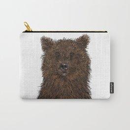 Bear Hug Carry-All Pouch