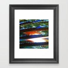 KZZTk Framed Art Print